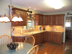 Cherry Kitchens Cabinets