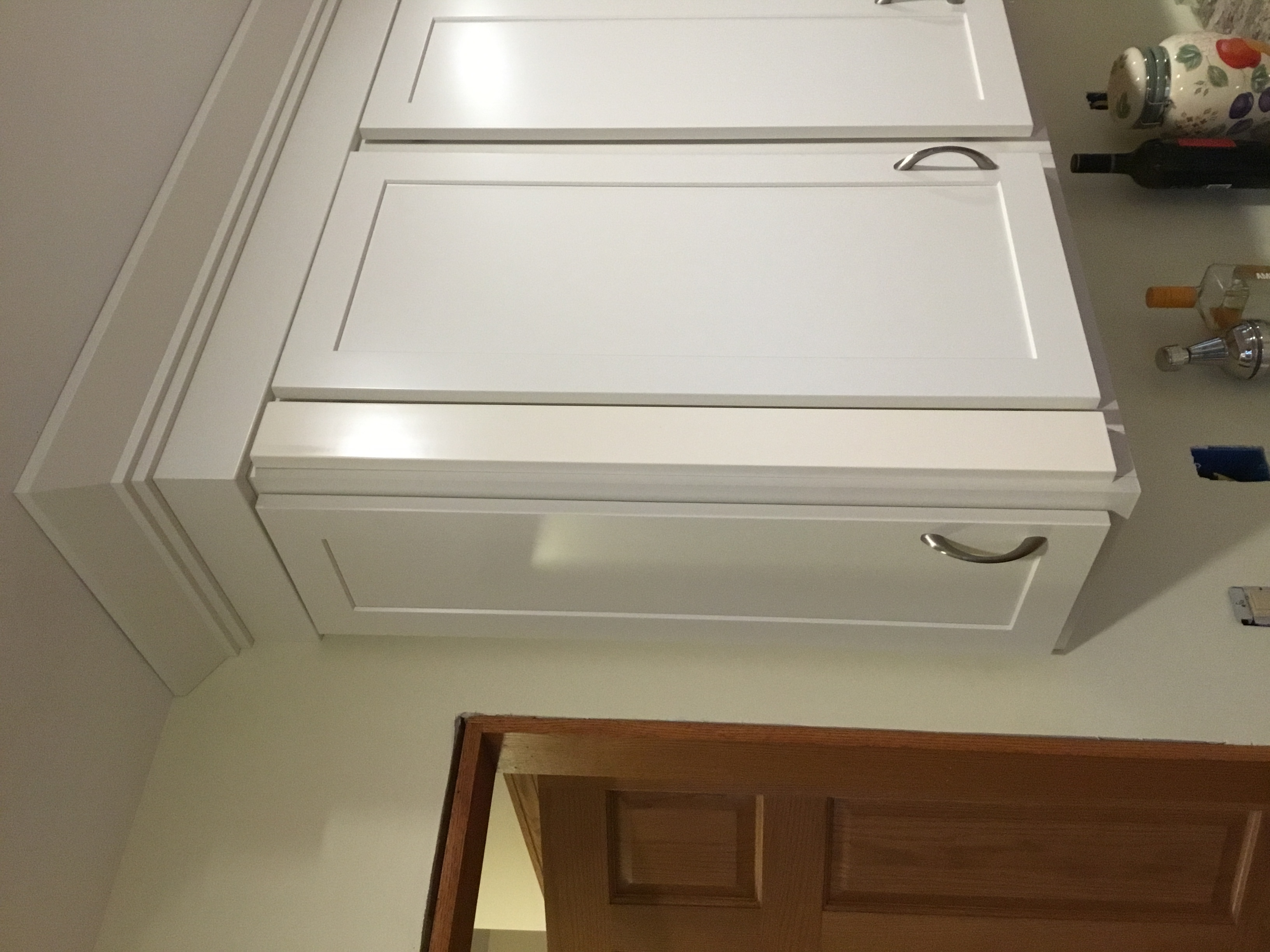 End Cabinet-Key Storage