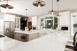 Inset Custom Kitchen