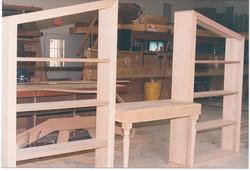 Desk & Book Shelf