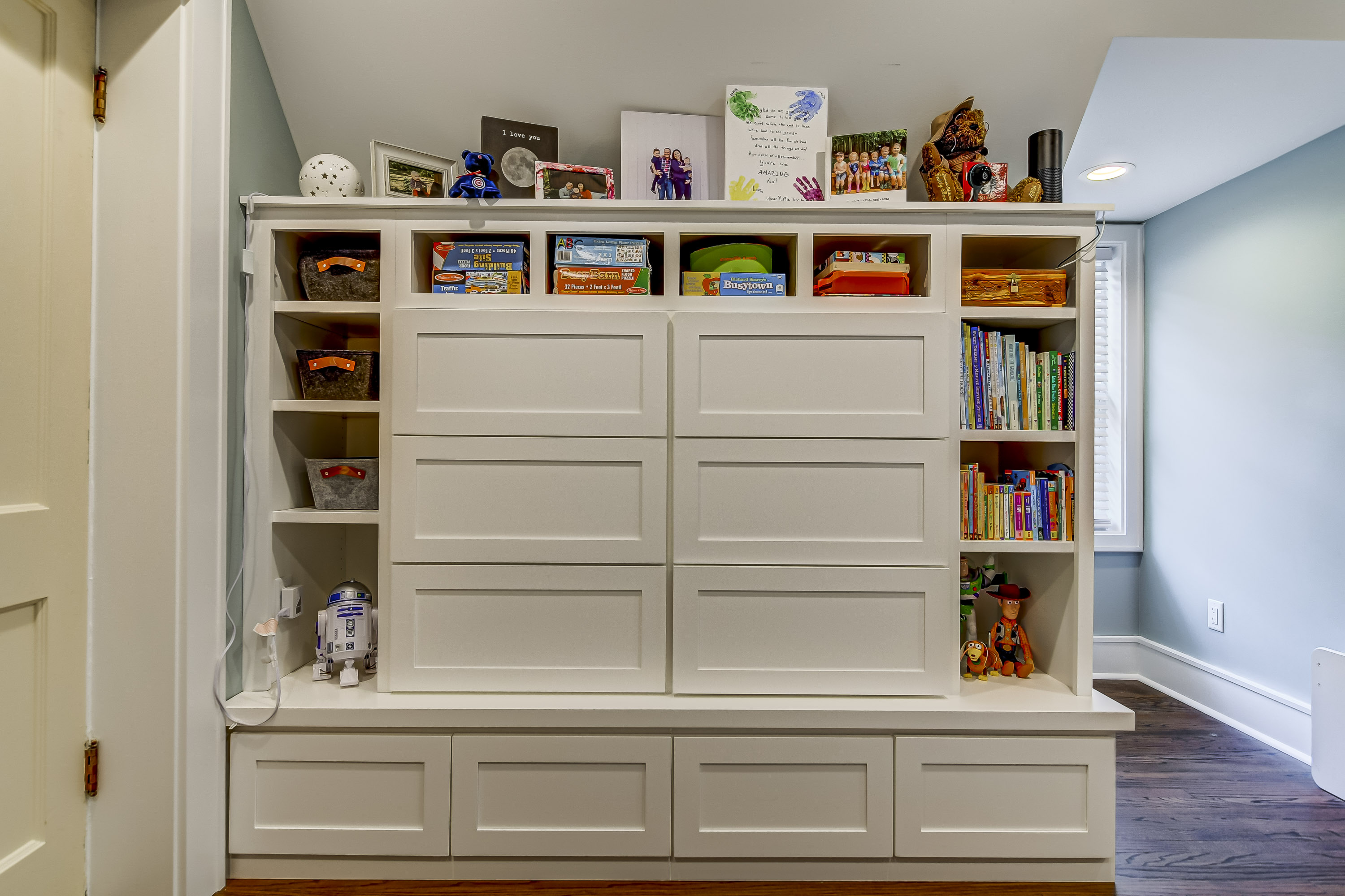 Childs Room Built-in