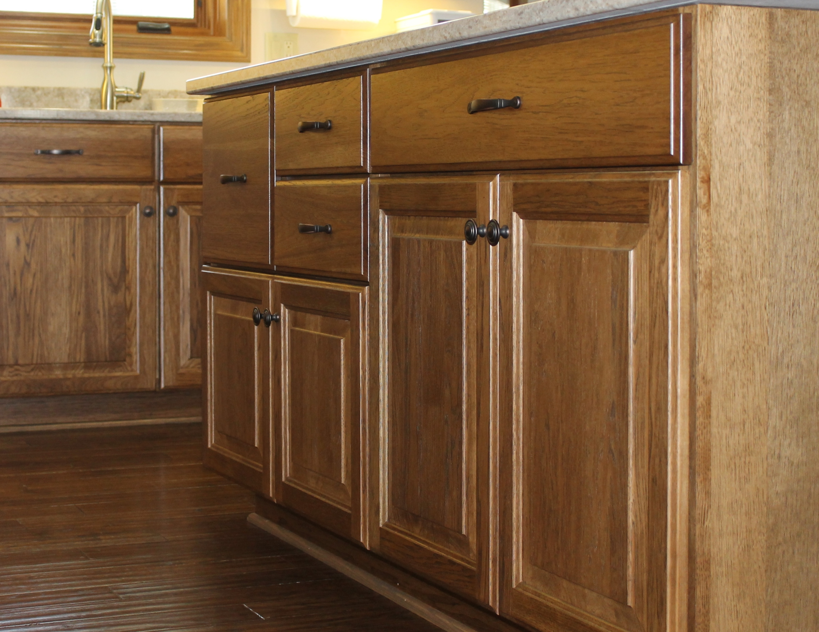 Hickory Island Cabinets Custom Amish