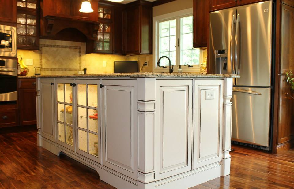 Decorative Island Cabinets