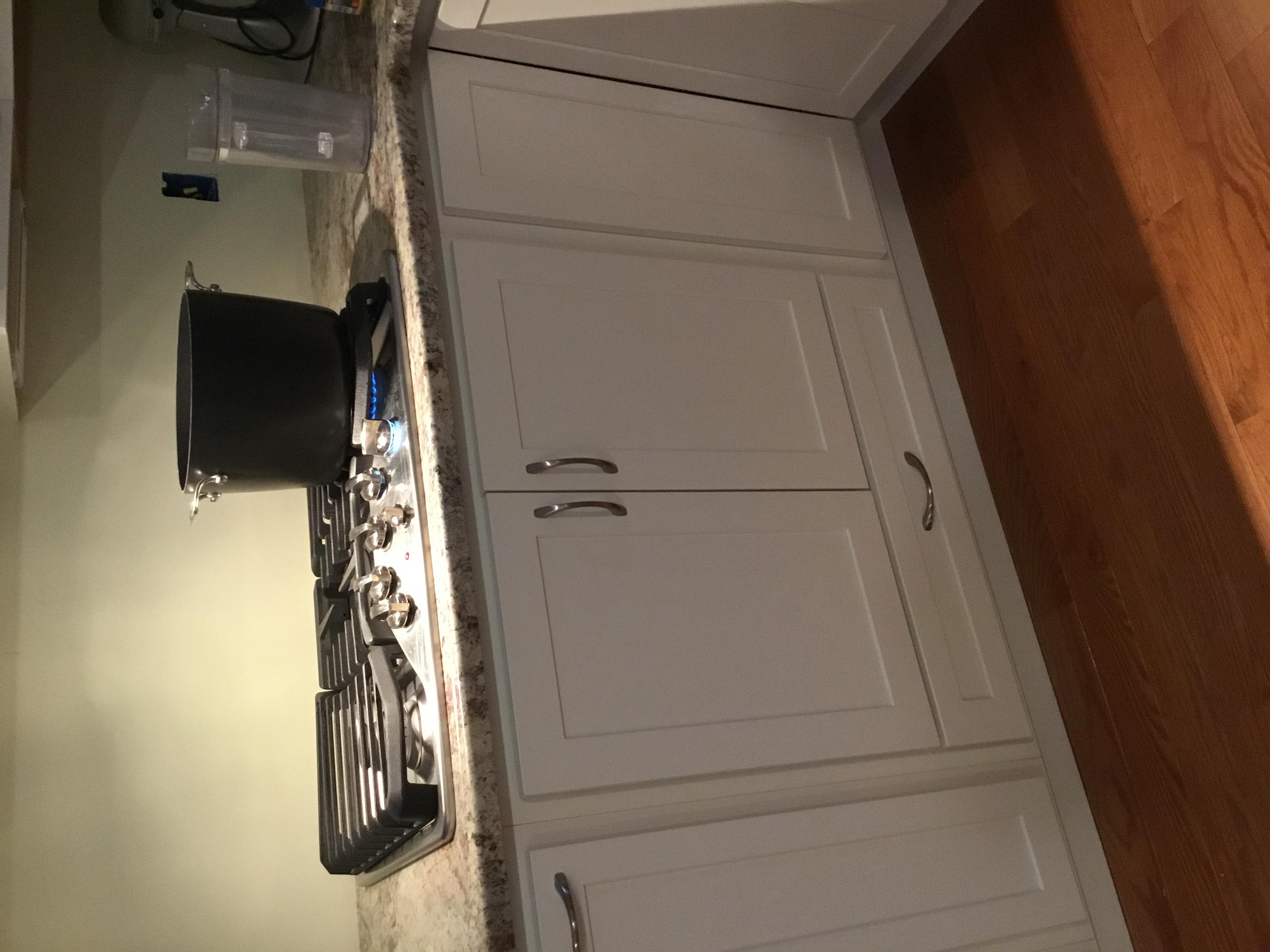 Cook top Cabinet