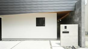 大阪市の家 竣工写真