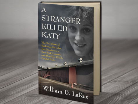 Why I Wrote A STRANGER KILLED KATY