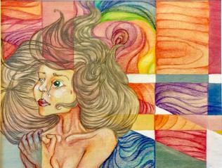 colored wind