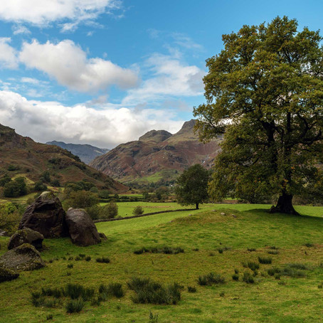 Early Autumn Escape to the Lake District