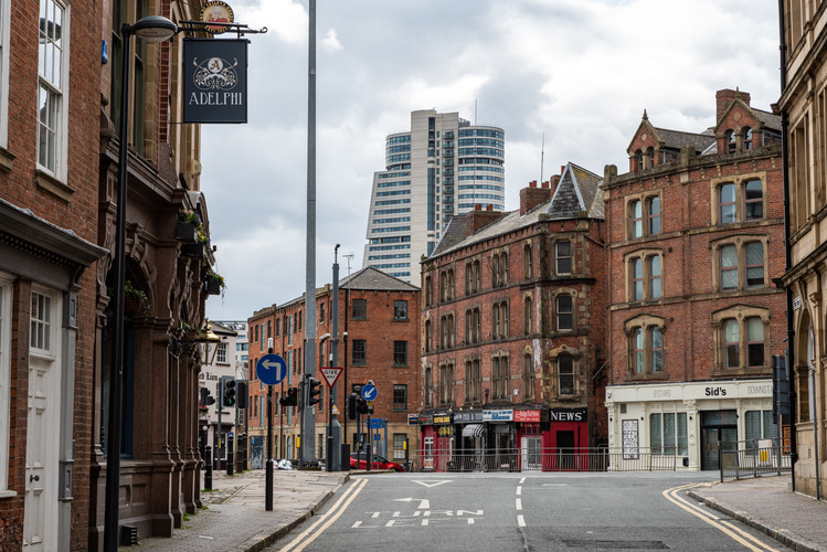 Dock Street, Leeds, West Yorkshire