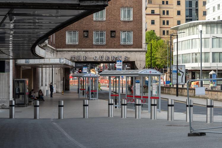 Leeds Train Station, Leeds, West Yorkshire