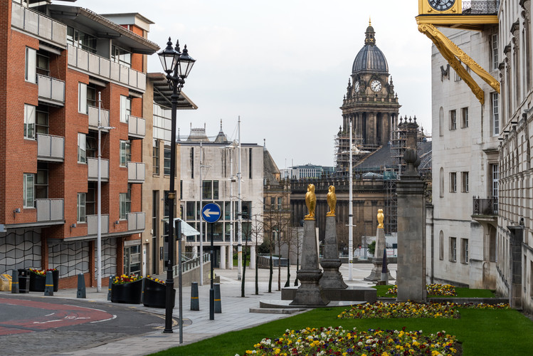 Millennium Square, Leeds, West Yorkshire