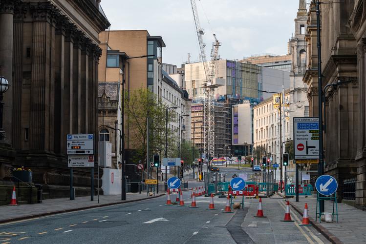 Calverley Street, Leeds, West Yorkshire