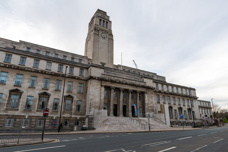 Parkinson Building, University of Leeds, Leeds, West Yorkshire