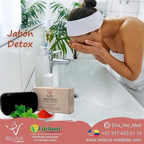 Jabón Detox