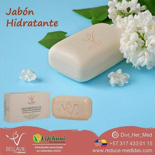 Jabón hidratante x 3
