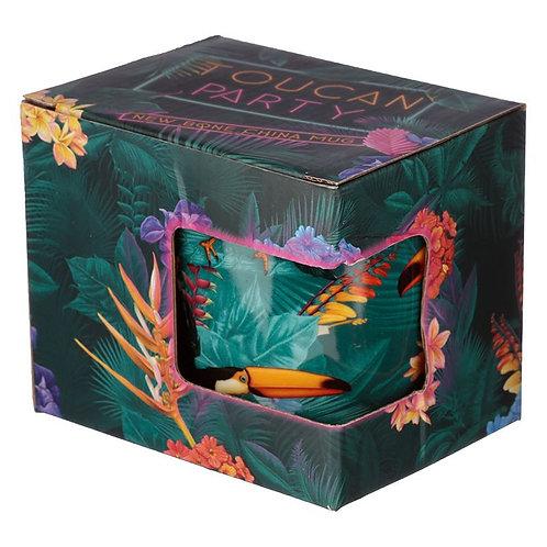 Mug Toucan Tropical
