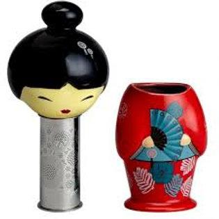 Infuseur à thé Maiko Teafan