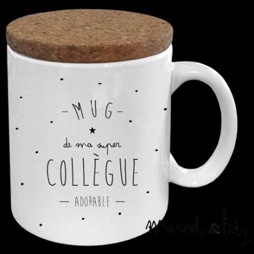 Mugs version boulot (retraite, collègues,...)