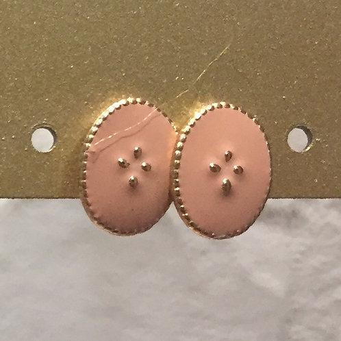 boucles d'oreilles pins emaillé mini ANITA