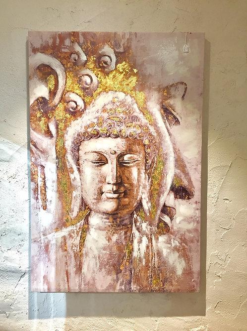 Tableau Zen Boudha