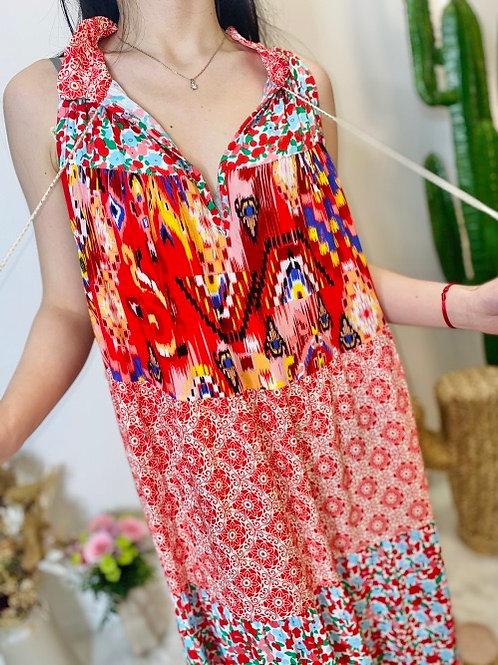 robe incas longue