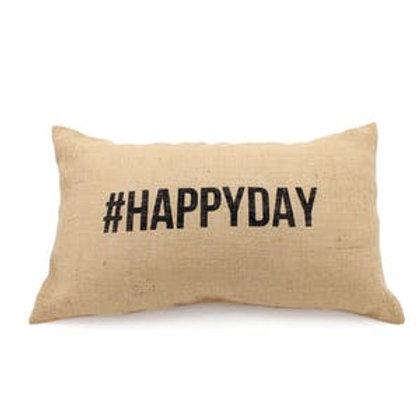 COUSSIN #HAPPYDAY 30 X 50 cm