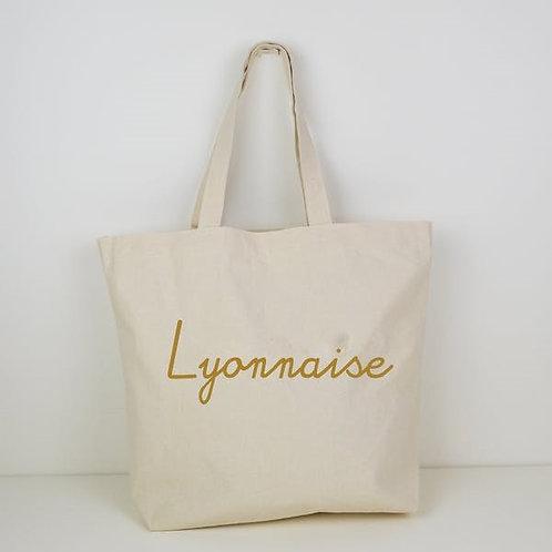 grand tote bag Lyonnaise