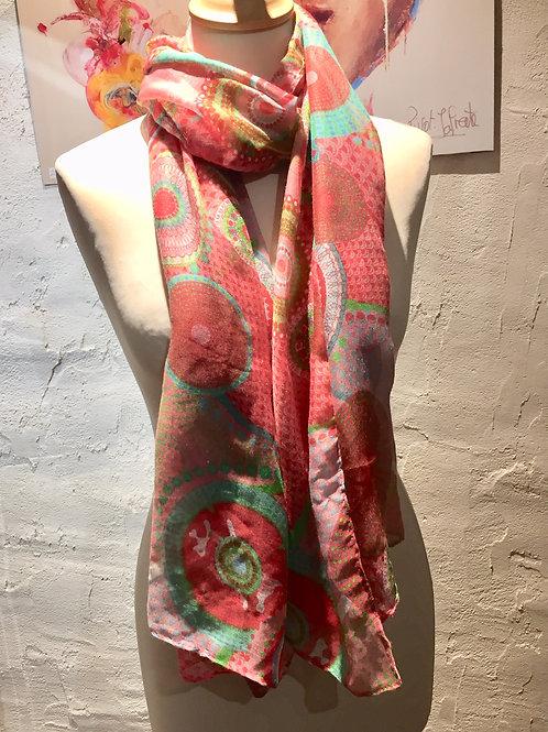 foulard fin