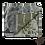 Thumbnail: ECHARPE COTON SOIE ARTHEMIS BEIGE KAKI
