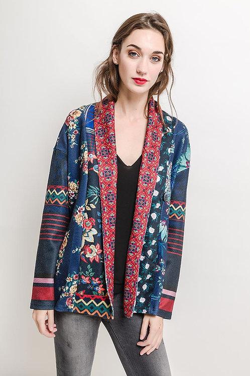veste patchwork