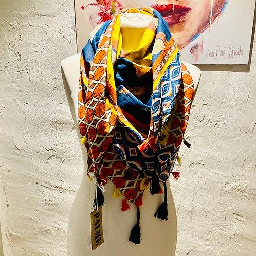 foulard carré africa