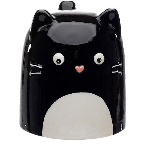 Mug Retournable Tête en Bas chat