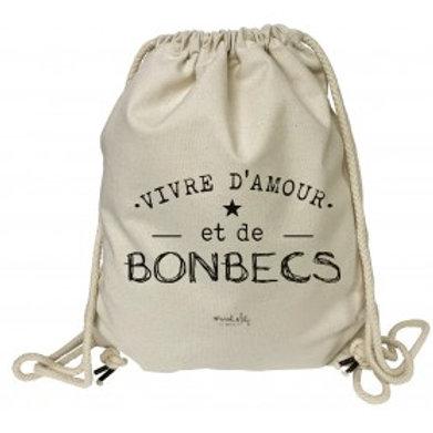 Grand sac à dos BOMBEC