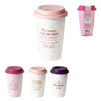 Mug de transport MAMAN 400 ml