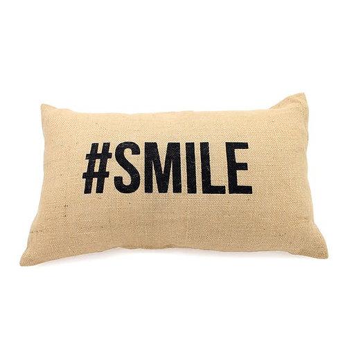 COUSSIN #SMILE 30 X 50 cm