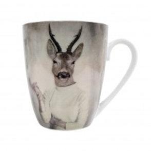 mug rennes en porcelaine