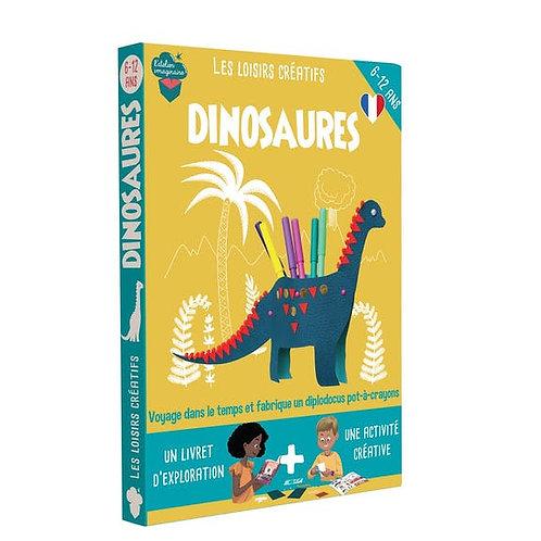 Kit créatif Dinosaure