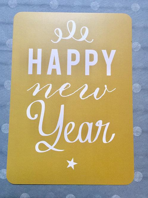 carte happy new year
