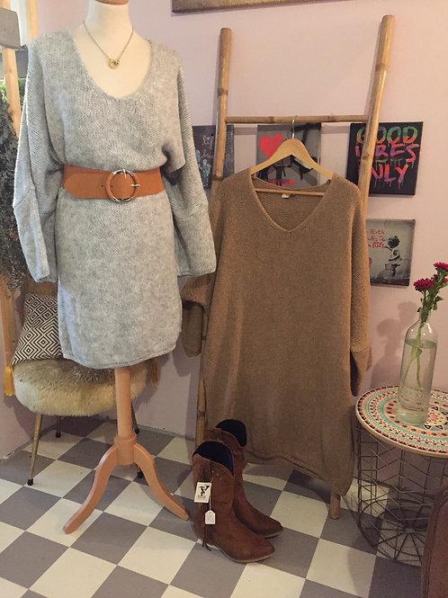 robe en lainage