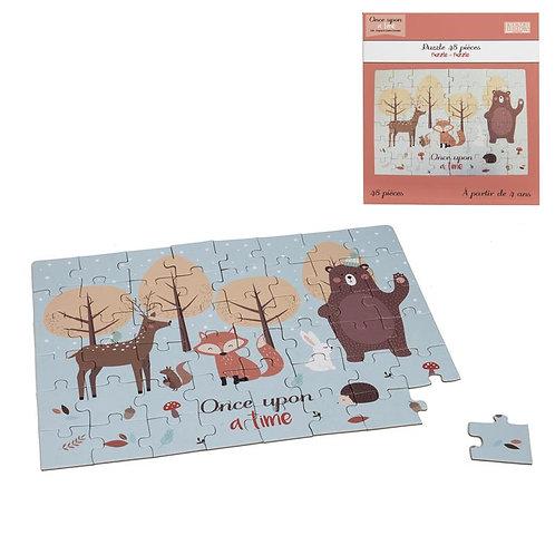 Puzzle illustré enfant - 48 pièces