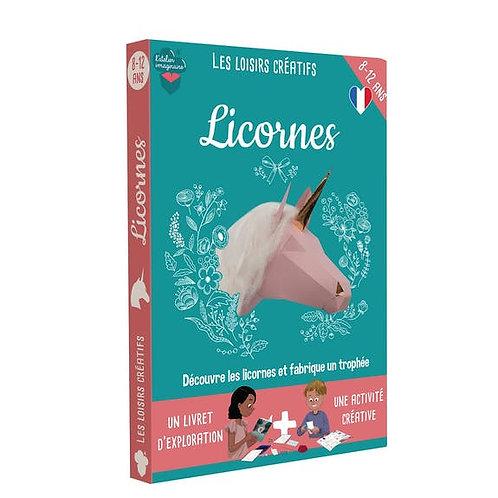 kit créatif licorne