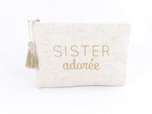 pochette sister adorée