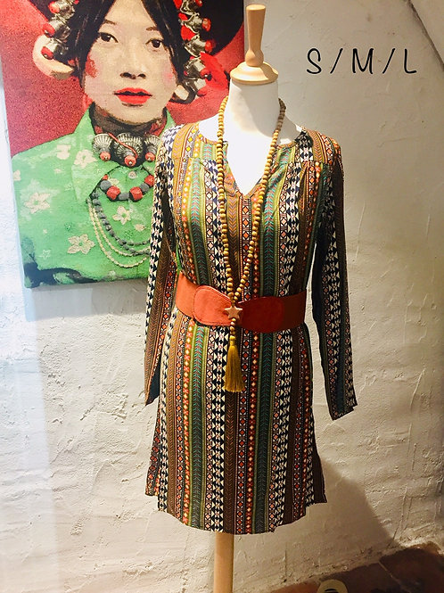 robe motifs incas