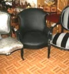 Tapisserie d'Ameublement, Restauration de fauteuils anciens, réparation de chaises