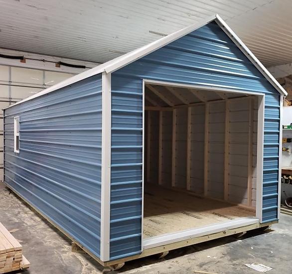 Portable Garage 14' x 28'