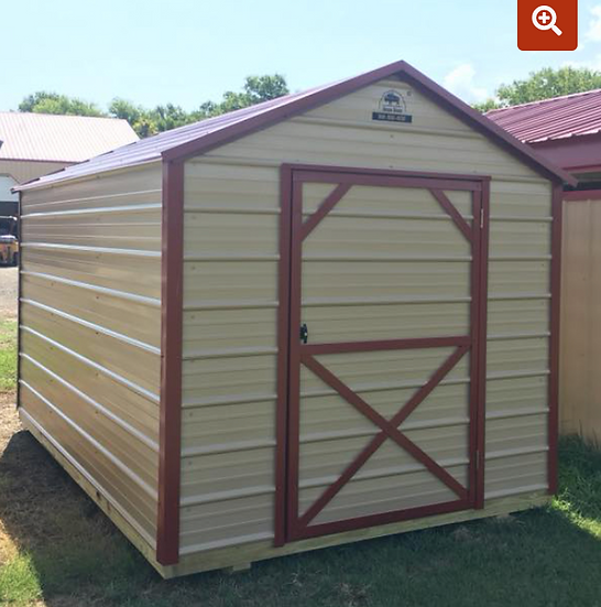 Utility Shed 10' x 20'