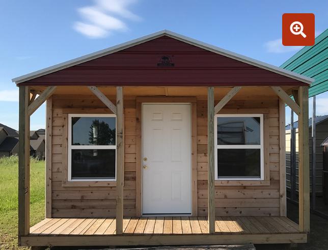 Cabin 14' x 32'