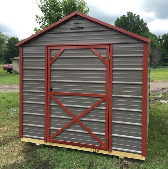 Utility Shed 8' x 16'
