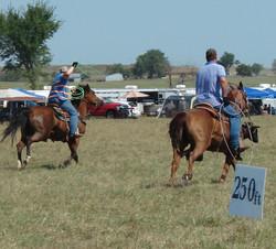 pasture roping 079