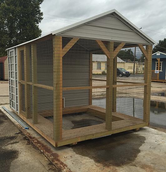 Chicken Coop 10' x 12'